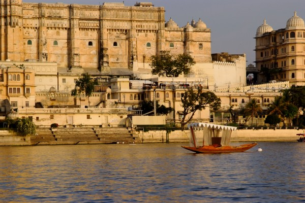 Udaipur palace India by Sarka Photography