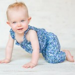 one year old girl pictures photographed by Santa Barbara and San Francisco bay area baby photographer Sarka Photography