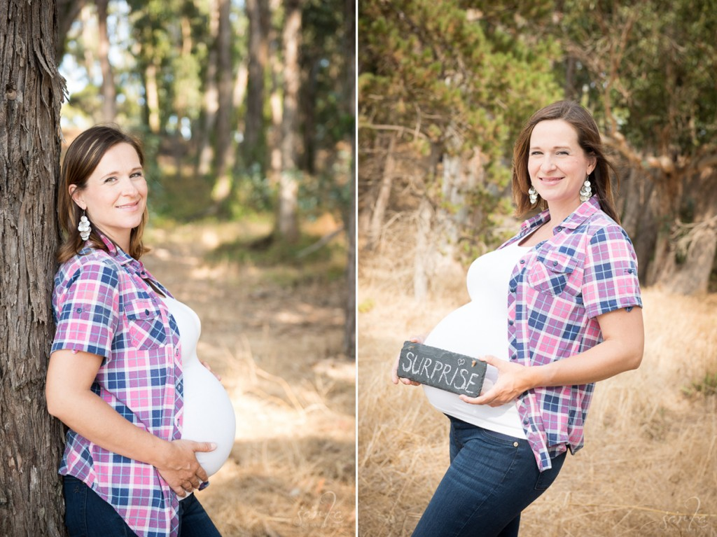 bay area outdoor pregnancy portrait by sarkaphotography